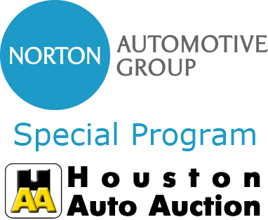 Norton Auto Group and Houston Auto Auction's Special Program